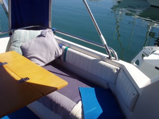 Motorboat ARCOA ARCOA 9.75 for hire