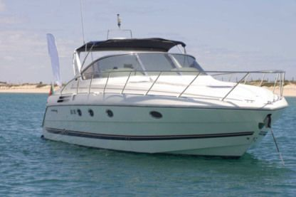 Rental Motorboat Cranchi Mediterranee 41 Faro District