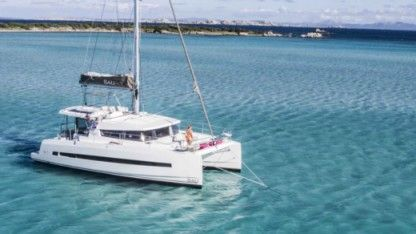 Charter Catamaran Bali 4.1 With Watermaker & A/c - Plus Tortola