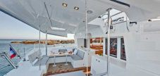 Location Catamaran Lagoon 450 F Le Marin