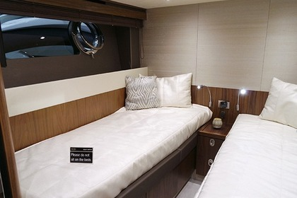 Location Yacht Sunseeker Manhattan 65 Beaulieu-sur-Mer