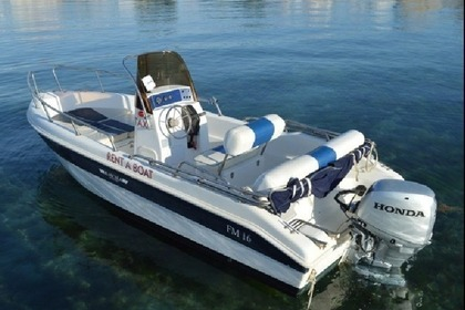 Rental Motorboat Galeon Galia 630 Murter