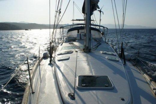 Beneteau Oceanis 423 Clipper Performance in Greece