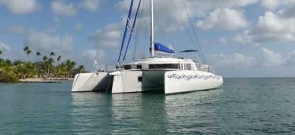 Charter Catamaran Neel Trimarans Neel 45 Arrondissement of Le Marin