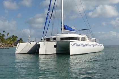 Location Catamaran NEEL TRIMARANS Neel 45 Le Marin