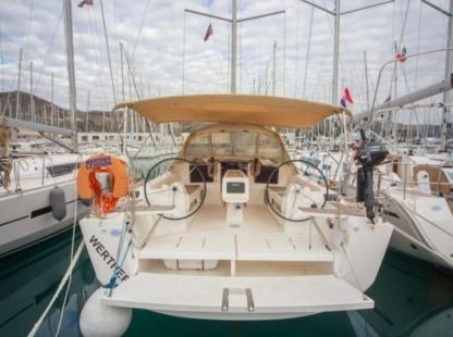 Charter Sailboat Dufour 410 Grand Large Seget Donji