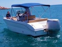 Saver 600 Open in Torrevieja for hire