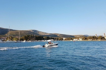 Hire Motorboat Primus Marine Fisher 17 Deck Trogir
