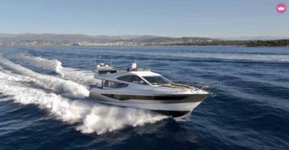 Charter Motorboat Galeon 550 Fly Juan les Pins