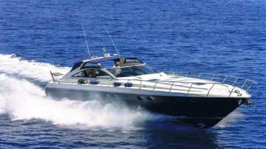 Italcraft Ipanema 54 in Saint-Tropez for hire