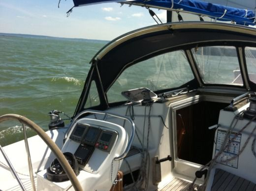 BAVARIA 38 in Le Havre for hire
