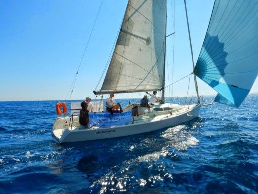 Sailboat Archambault GrandSurprise peer-to-peer