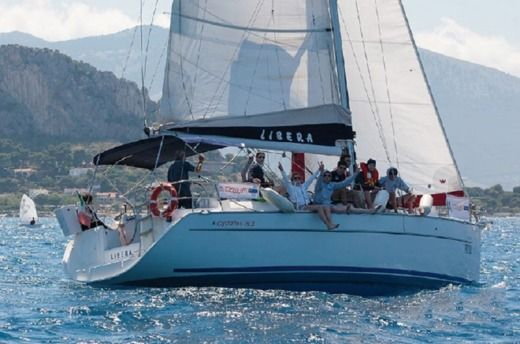 BENETEAU Cyclades 39.3 in Palerme for hire