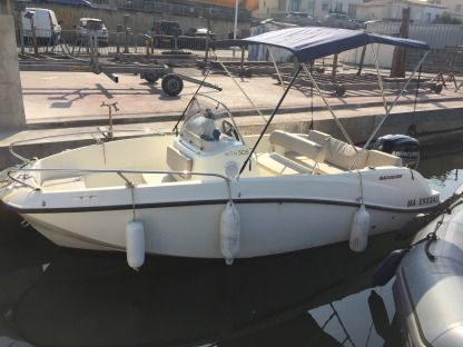 Miete Motorboot Quicksilver Open 535 Activ Marseille