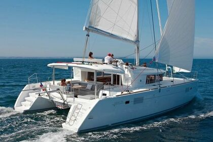 Charter Catamaran Lagoon Lagoon 450 Key West