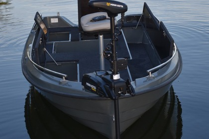 Hire Motorboat SOLARSKY 360 BASS Villeneuve-sur-Lot