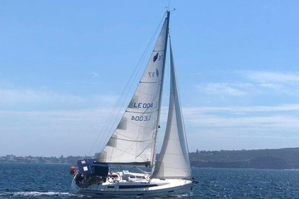 Charter Sailboat Bavaria 37 Sydney