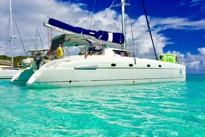 Charter Catamaran FOUNTAINE PAJOT BAHIA 46 - Pointe-à-Pitre Sainte Rose