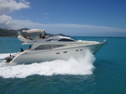 Charter Motorboat Aicon 56 Fly Riposto
