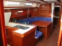 Sailboat Dufour 44 Performance for hire