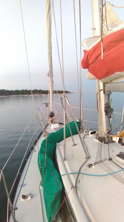 Charter Sailboat Dufour 3800 Rochefort