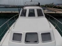 Charter motorboat in Pula
