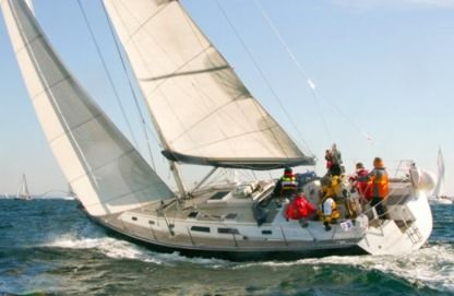 Charter Sailboat Hanse 411 Altea
