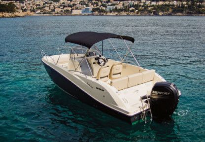 Rental Motorboat Quicksilver Activ Open 675 La Rochelle