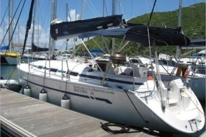 Charter Sailboat BAVARIA 36 Saint Vincent and the Grenadines