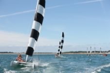 Location Catamaran Dart 16 - Saint-Gildas-de-Rhuys