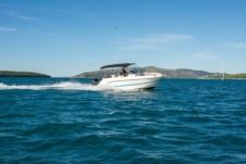 Motorboat Quicksilver Activ 805 Open for hire