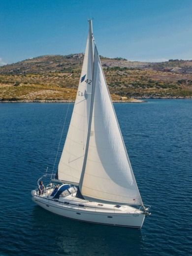 Sailboat BAVARIA 42 peer-to-peer