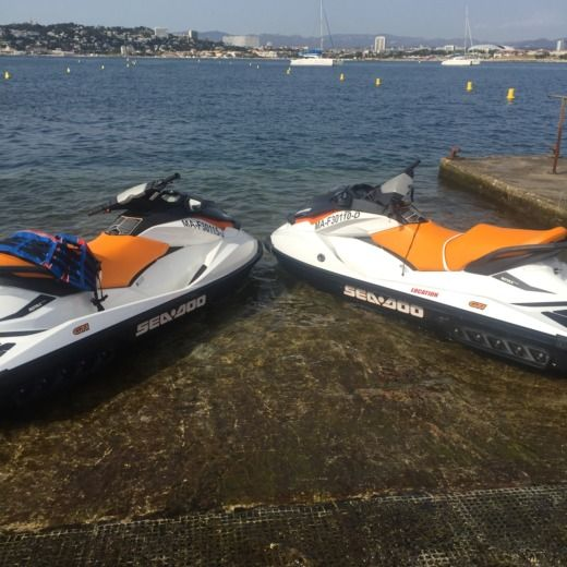 Rotax Seadoo in Marseille peer-to-peer