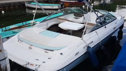 Charter Motorboat Four Winns 190 H Saint-Jorioz
