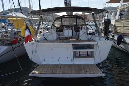Charter Sailboat Dufour Yachts Dufour 460 Grand Large Ajaccio