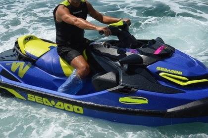 Location Jet-ski BRP SEADOO WAKE PRO 230 Cannes