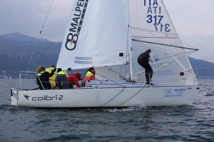 Rental Sailboat J BOAT J24 Arona