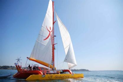 Rental Catamaran Trimaran Tribellule 44.2 Sainte-Anne