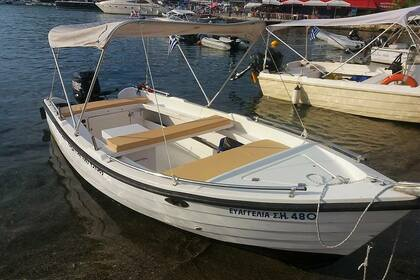Rental Motorboat ALPHA HELLAS 500 Syvota