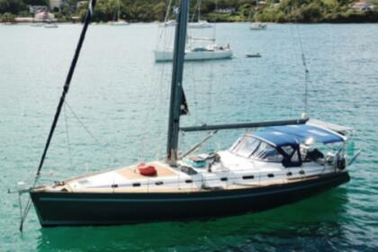 Rental Sailboat Ocean Yacht Ocean star 56.1 Martinique