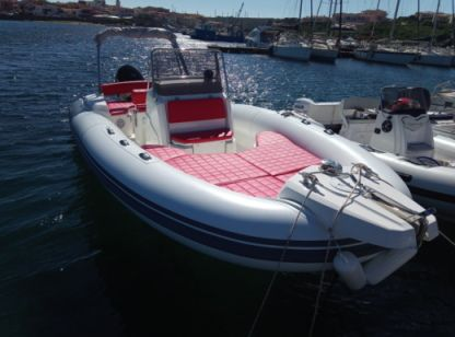 Verhuur RIB Marlin 790 Dynamic 250 Cv New 2019 Marlin 790 New Dynamic Cannigione