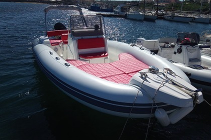 Hire RIB Marlin 790 Dynamic 250 CV new 2019 Marlin 790 new dynamic Cannigione