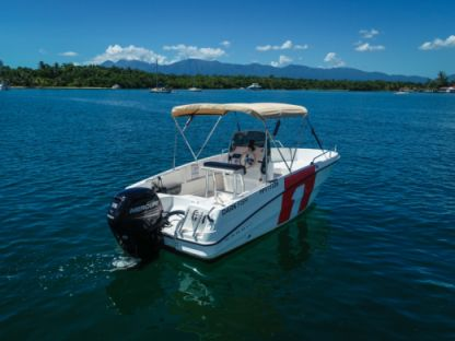 Rental Motorboat Karnic 1851 Open Le Gosier
