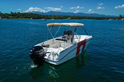 Hire Motorboat KARNIC 1851 OPEN Le Gosier