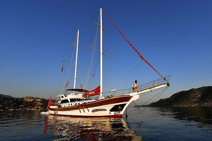 Charter Sailing yacht Gulet Blue Dream Marmaris