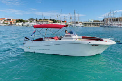 Hire Motorboat Atlantic Atlantic 750 Open Split