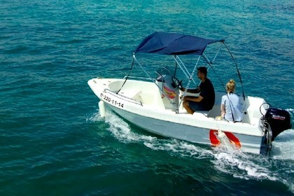 Hire Motorboat DIPOLL PRINCESS Benidorm