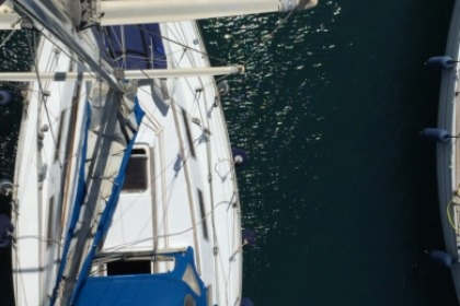 Rental Sailboat Gibert Marine Gib sea 11,45 Aeolian Islands