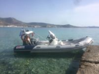 Valiant 575 in Paros for hire