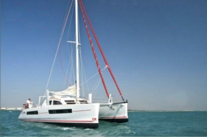 Alquiler Catamarán Catana Catana 47 Custom  With Watermaker San Martín